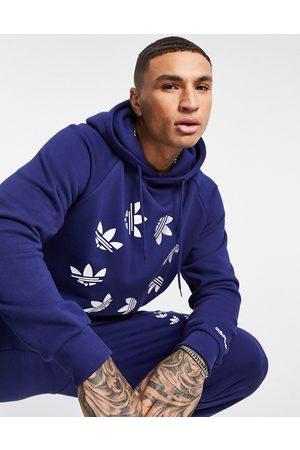 adidas Adicolor bold hoodie in
