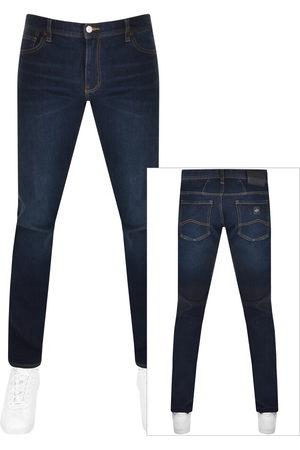 Armani Men Straight - J16 Straight Fit Jeans
