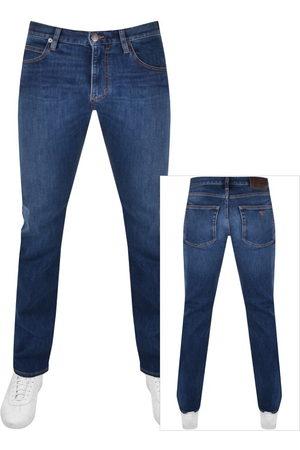 Armani Men Jeans - Emporio J45 Regular Fit Jeans