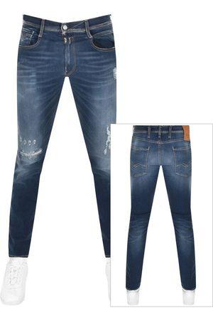Replay Men Jeans - Anbass Hyperflex Jeans