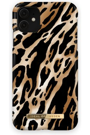 IDEAL OF SWEDEN Phone Cases - Fashion Case iPhone 11 Iconic Leopard