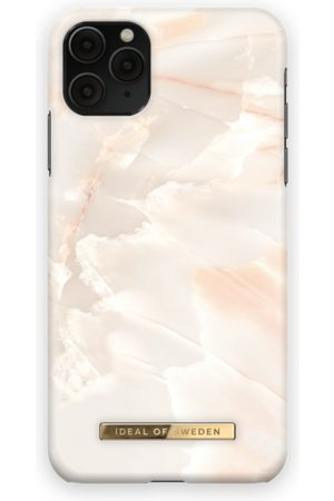 IDEAL OF SWEDEN Phone Cases - Fashion Case iPhone 11 Pro Max Rose Pearl Marble