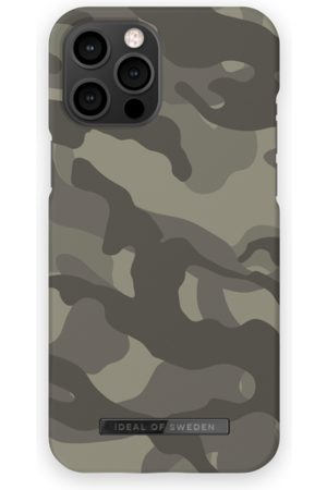 IDEAL OF SWEDEN Phone Cases - Fashion Case iPhone 12 Pro Max Matte Camo