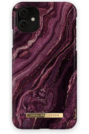 IDEAL OF SWEDEN Women Phone Cases - Fashion Case iPhone 11 Golden Plum