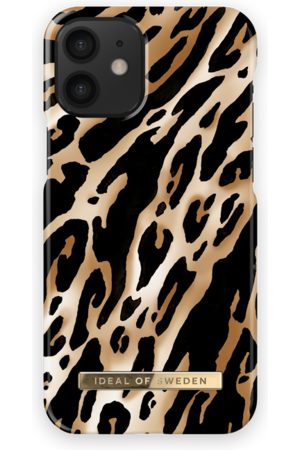IDEAL OF SWEDEN Phone Cases - Fashion Case iPhone 12 Mini Iconic Leopard