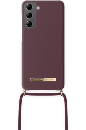 IDEAL OF SWEDEN Phone Cases - Ordinary Necklace Galaxy S21 Deep Cherry