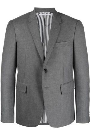 Thom Browne Crop-sleeve blazer