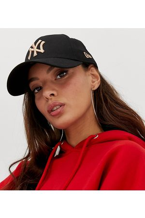 New Era 9Forty exclusive cap with rose gold NY