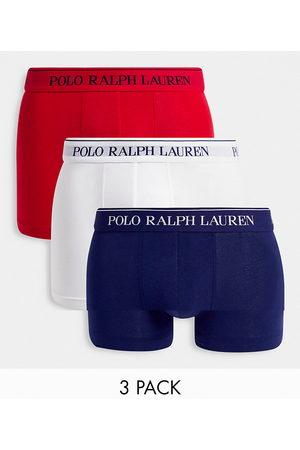 Polo Ralph Lauren 3 pack trunks in