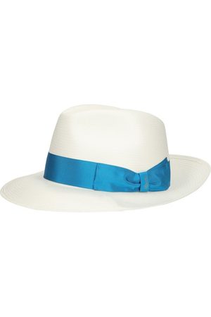 Borsalino Men Hats - Dolce Large Brim Fine Panama Hat
