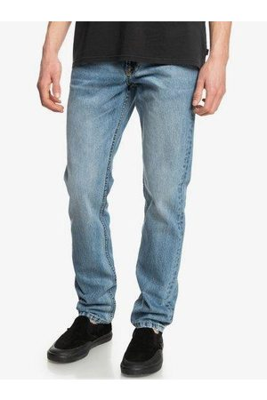 Quiksilver Men Straight - | Modern Wave Salt Water Straight Fit Jeans - - Size 33/32 at Official Store