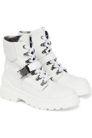 Bogner St. Moritz leather ankle boots
