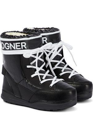 Bogner Exclusive to Mytheresa – La Plagne faux leather snow boots