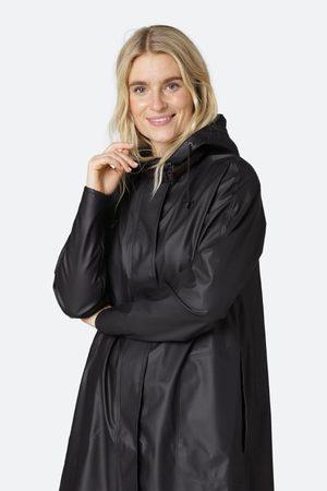 Ilse Jacobsen Light A-Line Raincoat