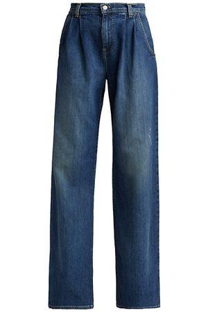 Nili Lotan Women Boyfriend - Flora Trouser Jeans