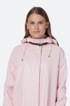 Ilse Jacobsen Women Raincoats - Light A-Line Raincoat
