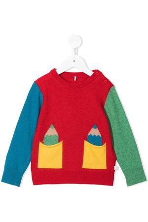 Stella McCartney Sweatshirts - Pencil print sweater