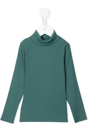 BONPOINT Roll neck knitted top