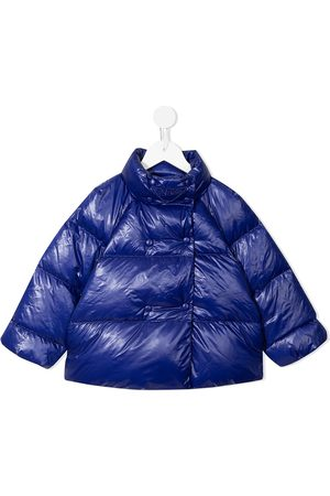 Emporio Armani High-shine down puffer jacket