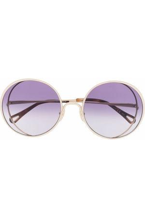 Chloé Women Sunglasses - Tayla round oversized sunglasses