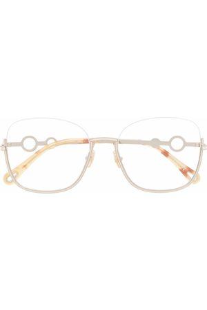 Chloé Sofya oversize frame glasses