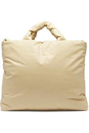Kassl Editions Pillow Large Padded Coated-canvas Tote Bag - Womens