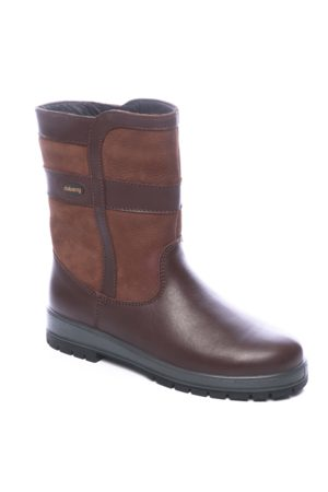 dubarry Roscommon Ladies Leather Ankle Boots