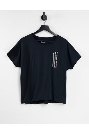 Under Armour Live Repeat graphic t-shirt in