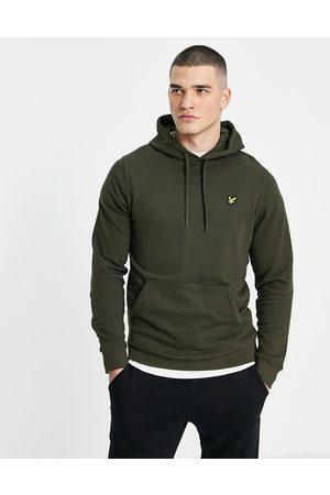 Lyle & Scott Overhead hoodie in -Green