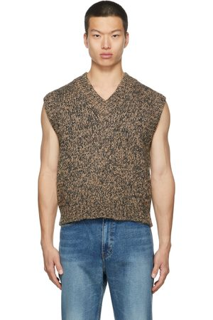 Recto Men Gilets - Wool Sweater Vest