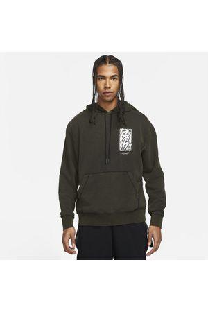 Nike Men Hoodies - Jordan Dri-FIT Zion Men's Performance Hoodie