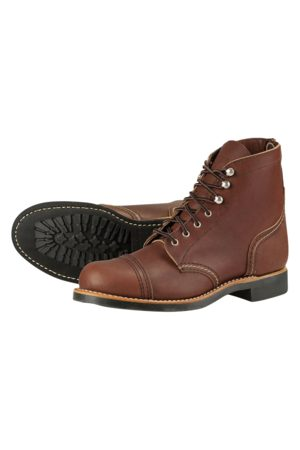 Red Wing Ladies Iron Ranger 6 Inch Boots
