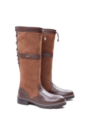 dubarry Glanmire Ladies Knee High Leather Boots