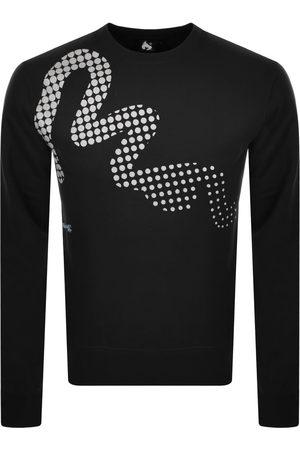 Money Clothing Money Reflec Logo Crew Neck Sweatshirt