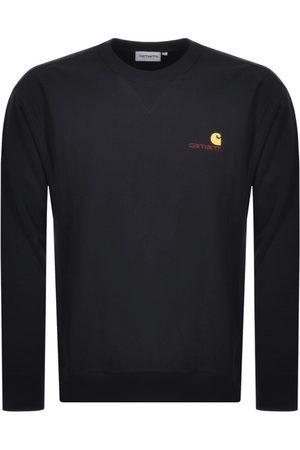 Carhartt Script Logo Sweatshirt