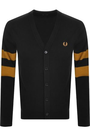 Fred Perry Tipped Knit Cardigan