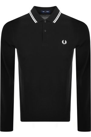 Fred Perry Twin Tipped Long Sleeved Polo