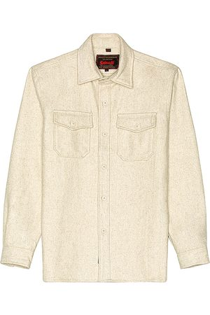 Schott NYC CPO Wool Shirt in .