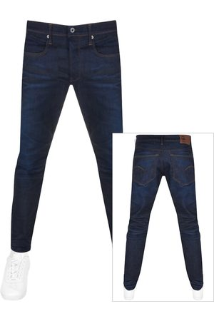 G-Star Men Tapered - Raw 3301 Tapered Fit Jeans