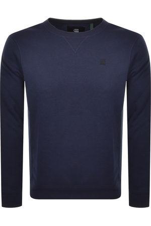 G-Star Men Sweatshirts - Raw Core Crew Neck Sweatshirt