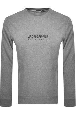 Napapijri Men Sweatshirts - B Box Crew Sweatshirt
