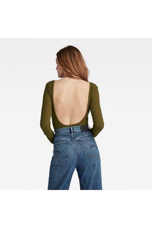 G-Star Women Bodies - Low Back Body Top