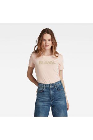 G-Star Women Shirts - RAW. Slim Graphic Top