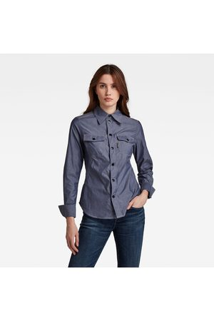 G-Star Women Shirts - Kick Back Shirt
