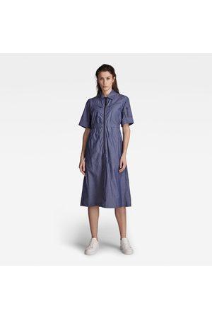 G-Star Women Dresses - Flightsuit Holiday Dress