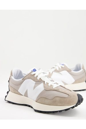 New Balance 327 premium sneakers in and white-Grey