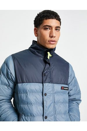Berghaus Insulated puffer jacket in navy