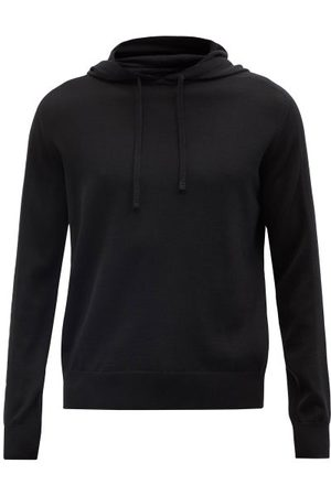 Canada Goose Welland Logo-jacquard Wool Hooded Sweatshirt - Mens