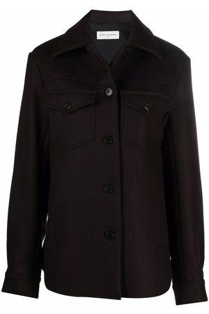 DRIES VAN NOTEN Women Outdoor Jackets - Vilma Nylon Jacket- Woman- 38