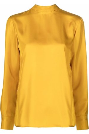 Emilio Pucci Scarf-detail silk blouse